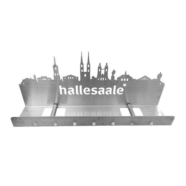 Garderobe mit Skyline Halle (Saale)