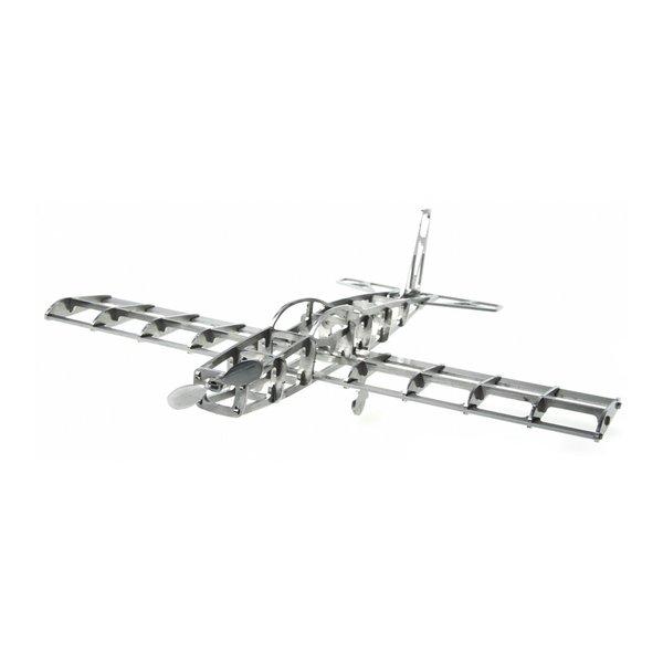 Steckfigur/3D Puzzle Flugzeug