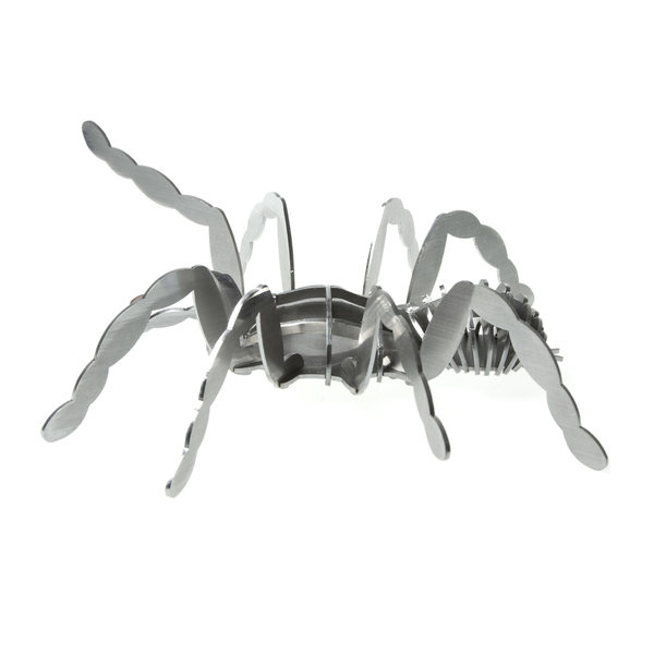 Steckfigur/3D Puzzle Spinne
